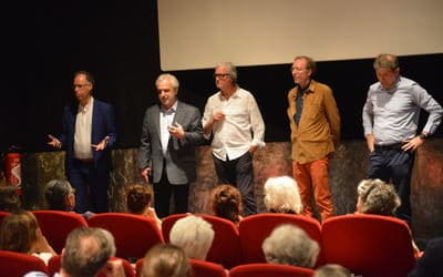 Success for the screening and debate around the film Ondes de choc
