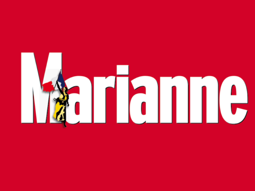 Interview pour le journal « Marianne »