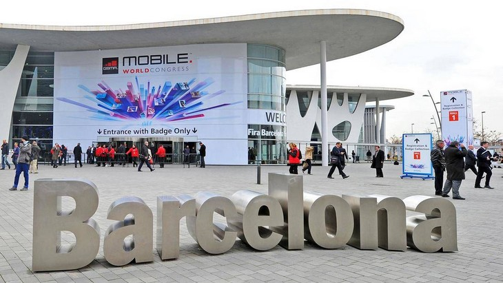 Next press conference in Barcelona during the Mobile World Congress