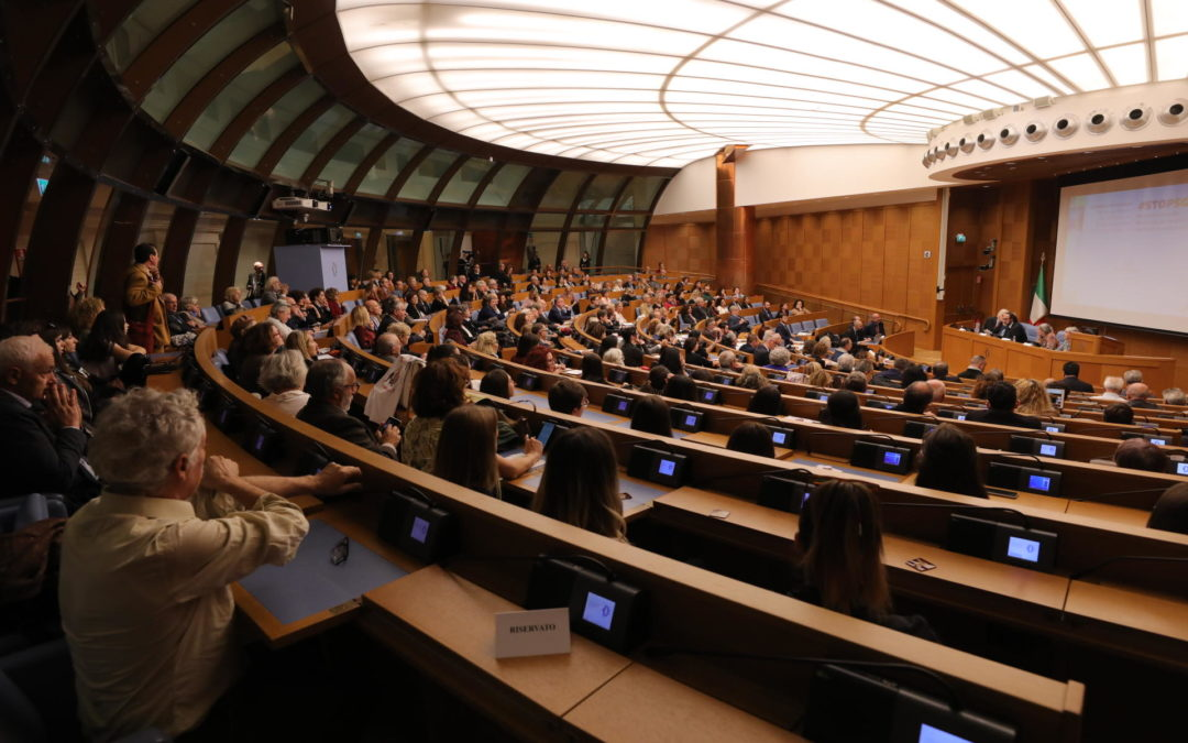 Phonegate Alert invited to the International conference Stop 5G at the Italian Parliament